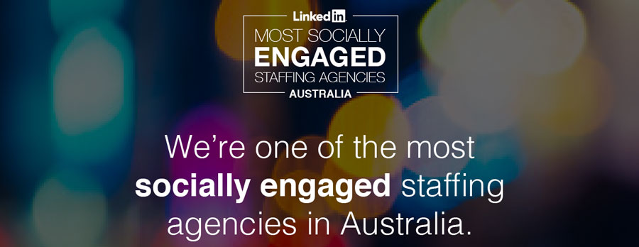 citi_recruitment_Linkedin_top_socially_engaged_staffing_agency