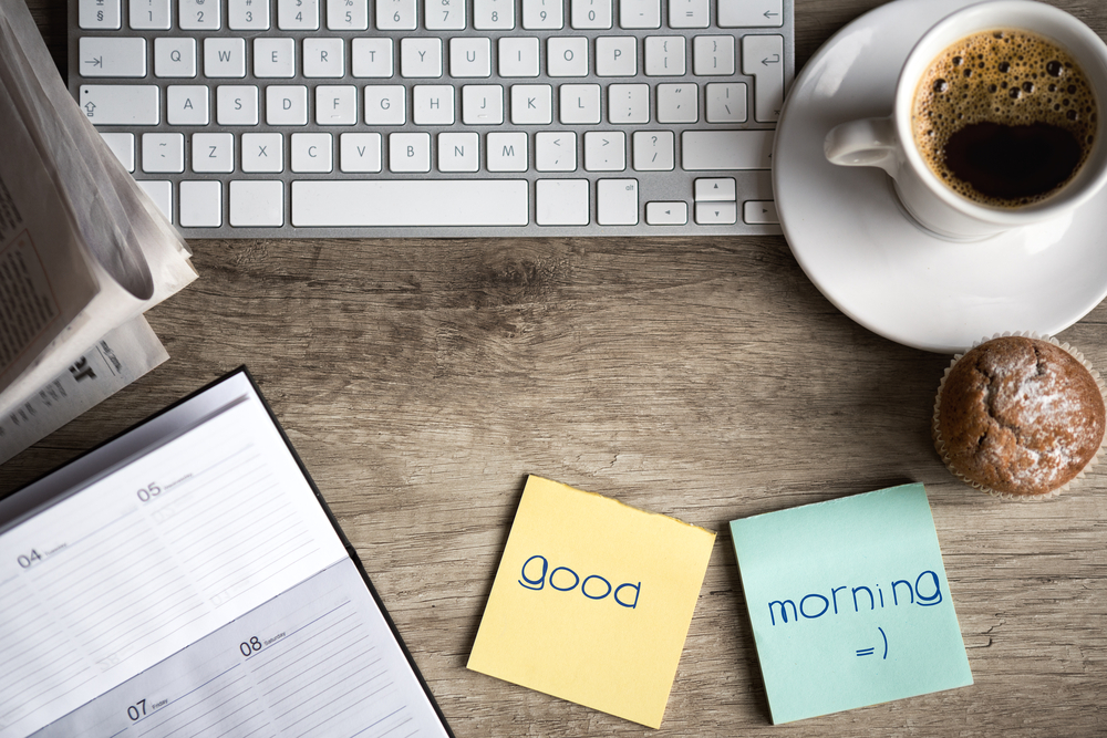 Things to do Daily in a Tech Workplace